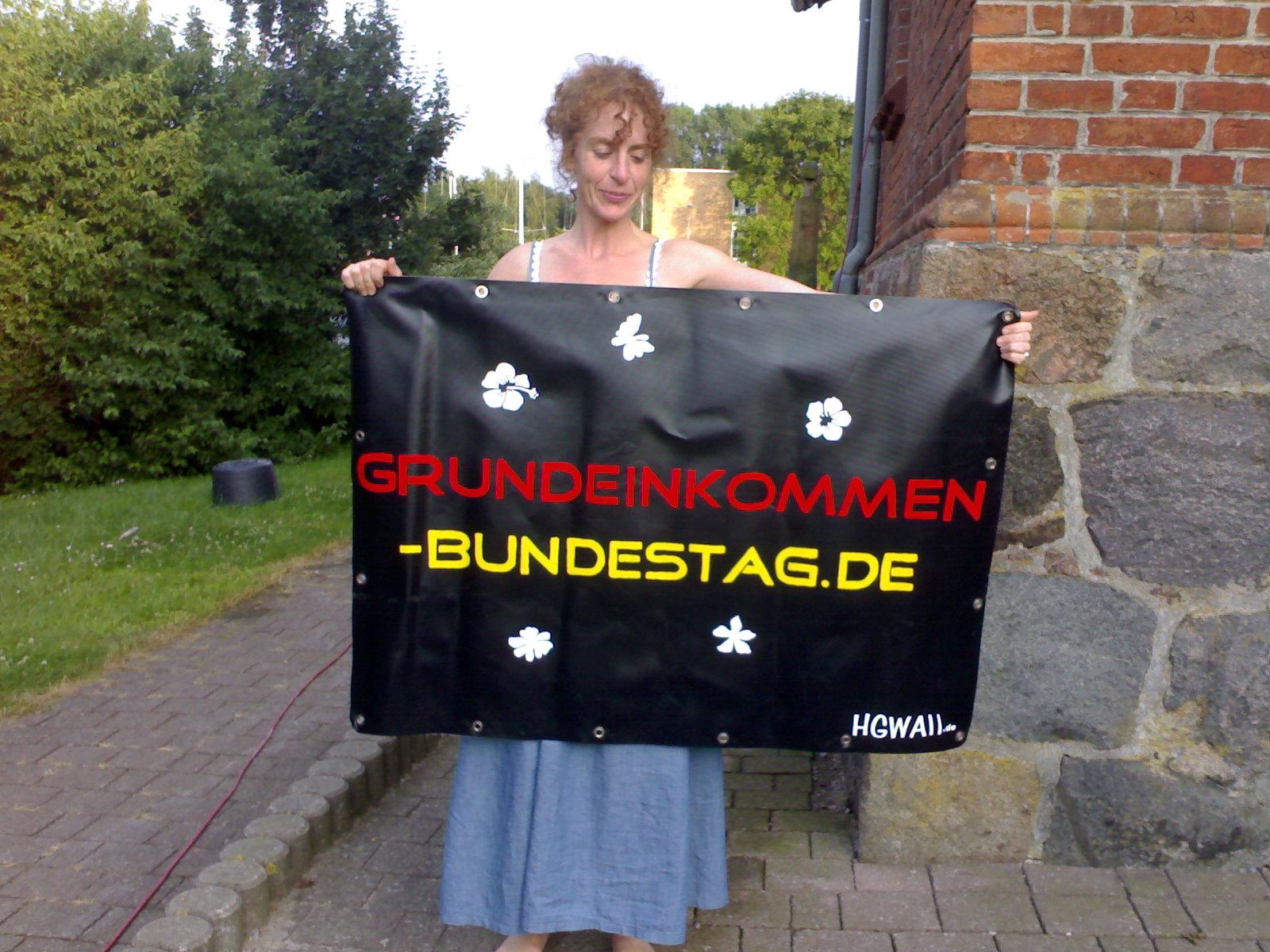 Susanne Wiest Grundeinkommen