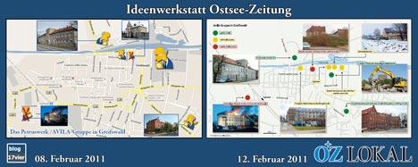 Ostsee Zeitung Plagiat