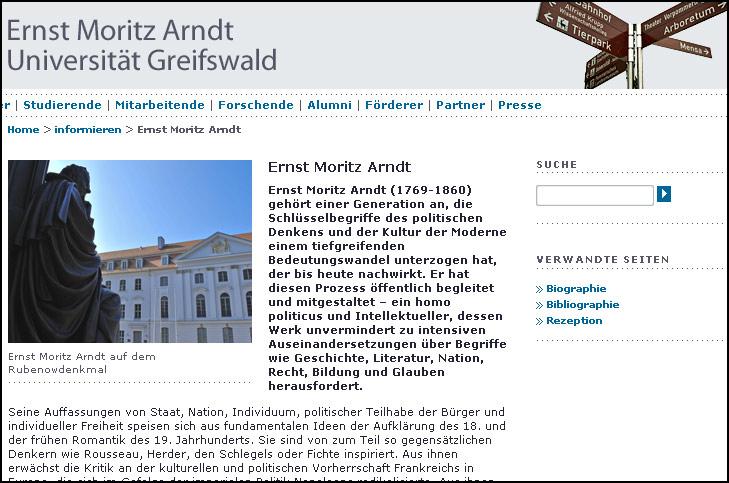 Arndt Greifswald