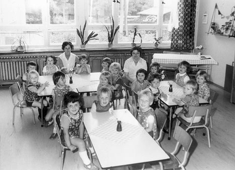 ddr-kindergarten gruppe