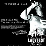 ladyfest rostock soliparty