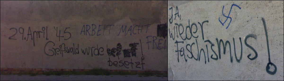 Nazischmierereien