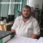 Professor Ralph Weber aus Greifswald