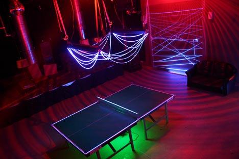 schwarzlicht tischtennis ikuwo