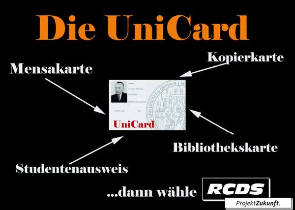 UniCard RCDS