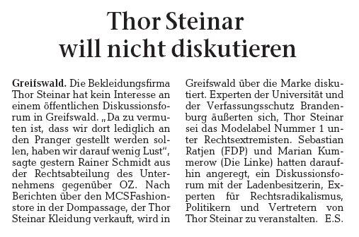 Steinar in Greifswald Teil 6