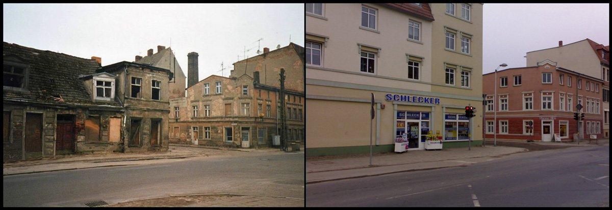 Greifswald früher und heute