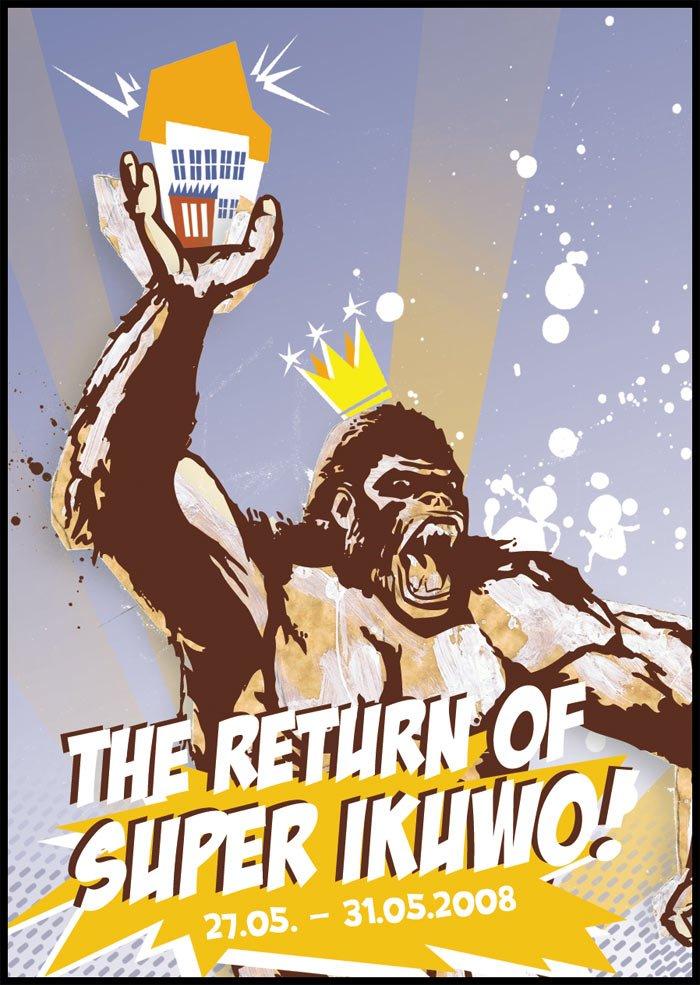The Return of Super Ikuwo!
