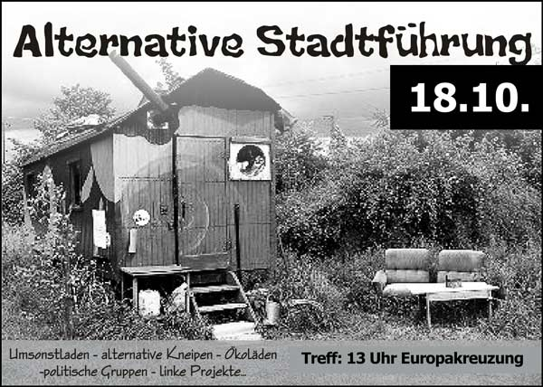 Alternative Stadtführung