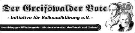 Der neue Greifswalder Bote ist erschienen