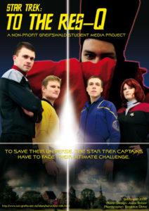 Fanfilm lokaler Star Trekkies feiert Premiere