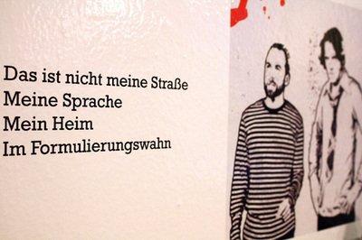 Hochkarätig besetzte Professur für Neuere Deutsche Literatur