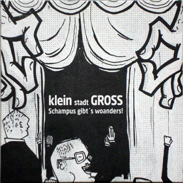 """GTV-Beitrag über """"klein stadt GROSS"""" ausgekoppelt"""