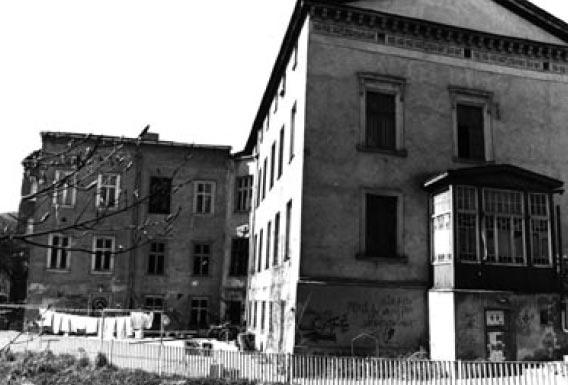 Ehemaliges AJZ in Greifswald