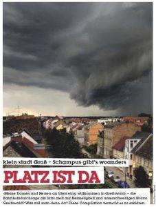 Greifswalder Sampler erobert die INTRO