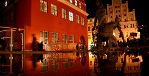 Greifswalder Studententheater geht in die Schwebe