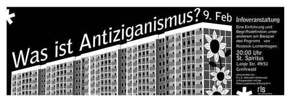 Vortrag: Was ist Antiziganismus? *Update*