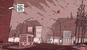 Comics über die DDR in der Stadtbibliothek