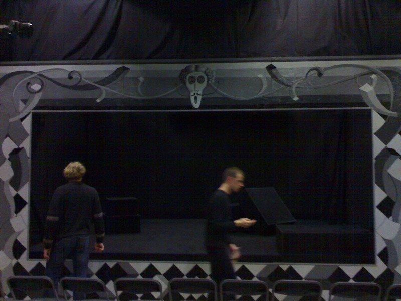 Drei Aufführungen, zwei Veranstaltungsorte, ein Theater