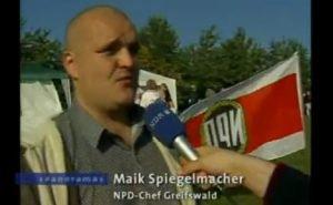 Panorama-Porträt über Kinderfeste, Bratwürste und die NPD in Greifswald