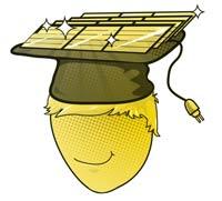 Lasst die Sonne rein – Uni-AG baut Solaranlage