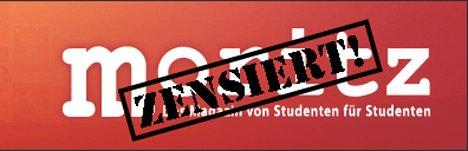 Geschasster Chefredakteur in Sorge um die Pressefreiheit
