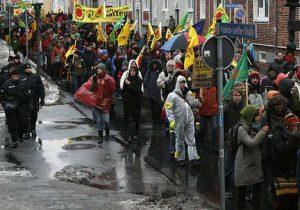 Der Widerstand gegen den Castor geht auf die Straße