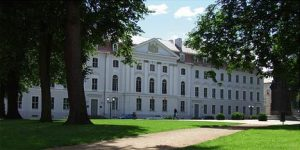 Hauptgebäude Universität Greifswald