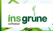 insgrüne Cafeteria Logo