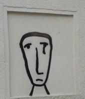 streetart face