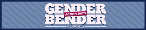 gender bender action days