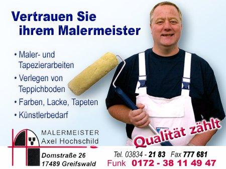 Malermeister Hochschild