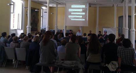 Die journalistische Zukunft bleibt ungeklärt – ein Fazit der Podiumsdiskussion