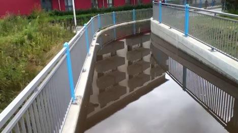 überflutung greifswald