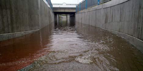 hochwasser schaden