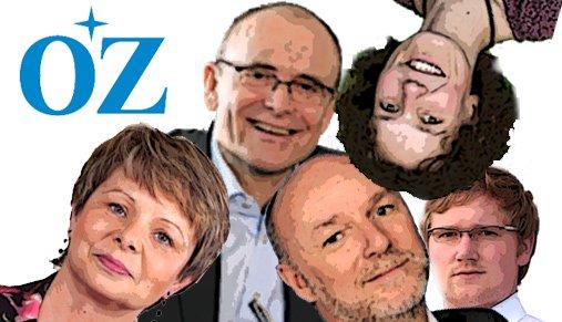 Clever, aber nicht genial: OZ-Podiumsdiskussion vor der Landtagswahl *Update*