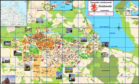 stadtplan greifswald karte