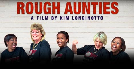 rough aunties movie