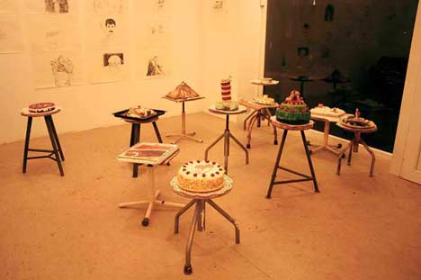 alte bäckerei torten