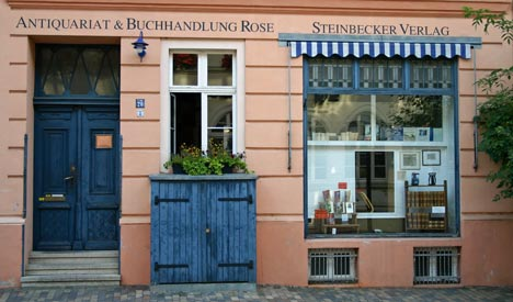 buchhandlung rose greifswald