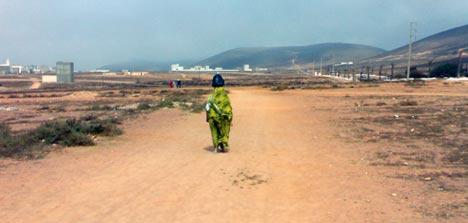 marokko sidi ifni