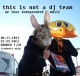 this is not a dj team