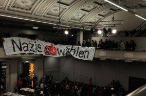 """Nazi-Angriff im Kreistag: """"Wenn du nicht zur Seite gehst, fliegst du!"""""""