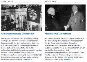 Gleichgeschaltet, mobilisiert, im Krieg: Universität Greifswald arbeitet NS-Vergangenheit auf