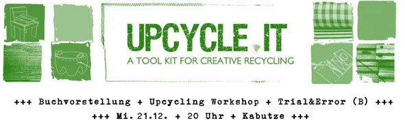 Kreatives Recycling -- Buchvorstellung und Wiederverwertungsworkshop ...
