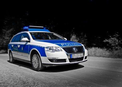 polizei verfolgung