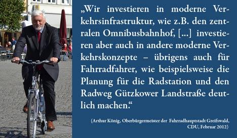 Arthur König Greifswald
