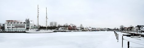 winter greifswald ryck