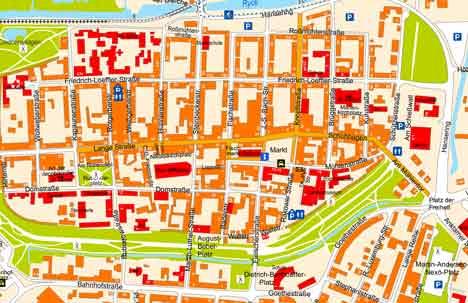 greifswald stadtplan