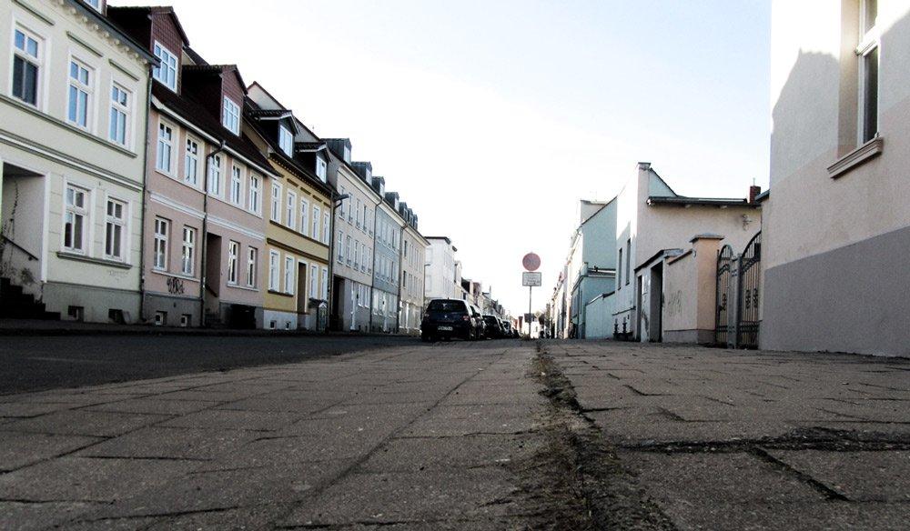 Sanierung Wiesenstrasse Greifswald